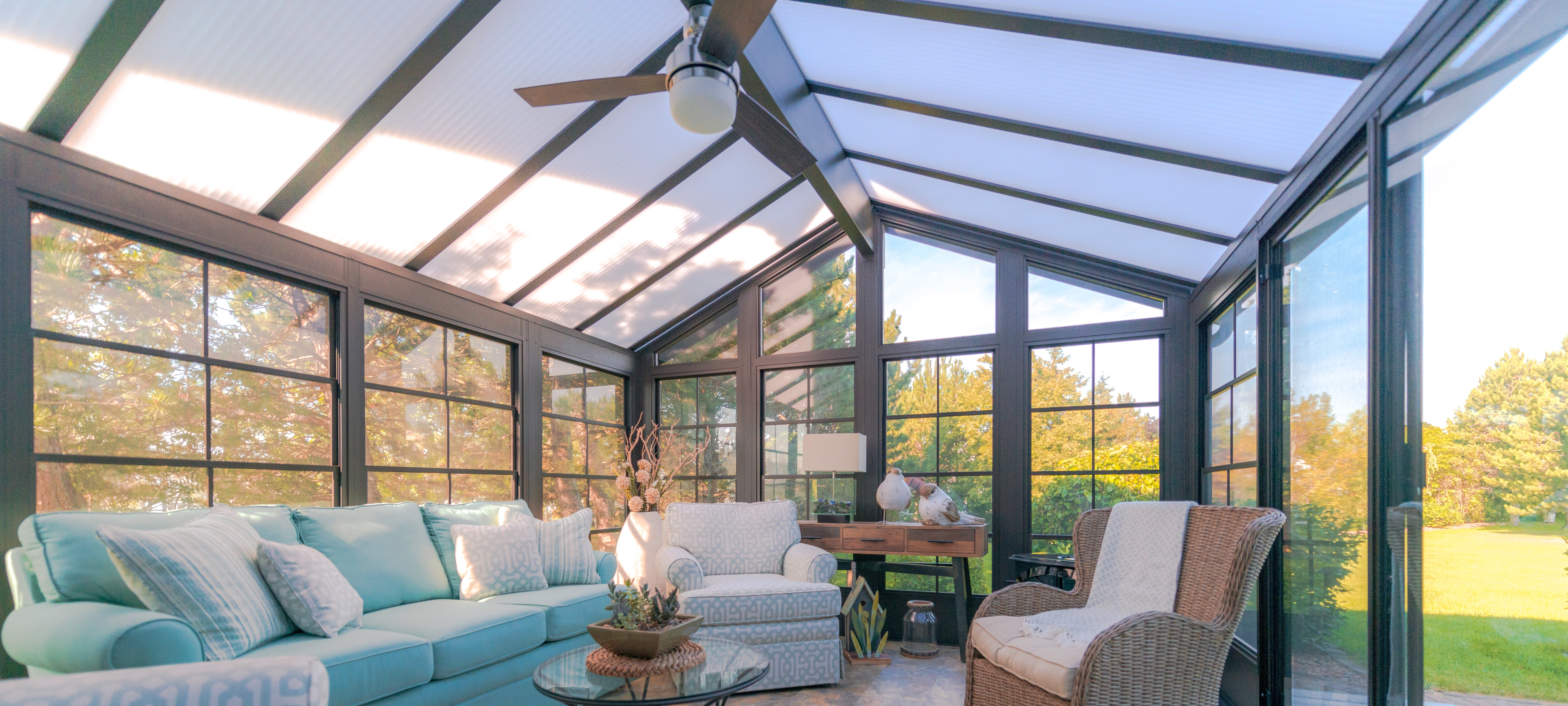 Modular Sunroom Designs by Nortech